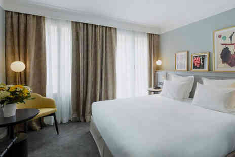 XO Hotel - Four Star Elegant Parisian Hotel Stay For Two with Central Location - Save 50%