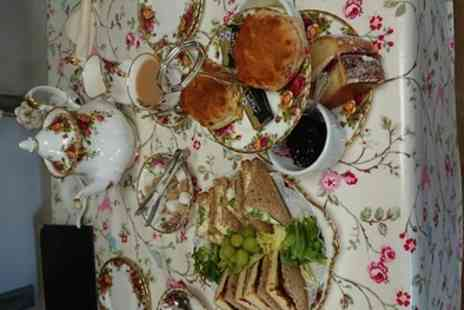 Rosy Leaf Vintage Tea Room - BYOB Vintage Afternoon Tea for Two or Four - Save 20%
