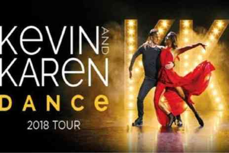 Kevin and Karen Dance UK Tour - Ticket to Kevin and Karen Dance UK Tour on 17 June to 20 July - Save 54%