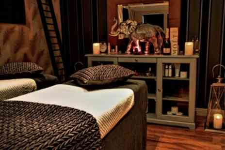 Spa Themes - Chocolate or Tropical Spa Experience and Afternoon Tea for Two or Four - Save 50%