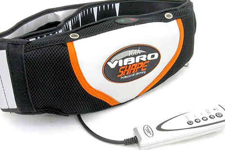 Direct 2 public - Vibro Shape Abs Toning Belt - Save 75%