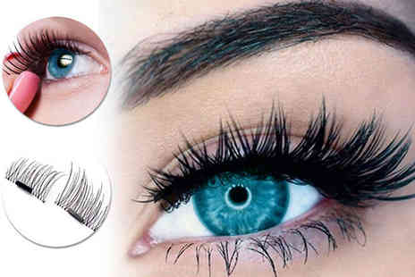 Forever Cosmetics - Magnetic false eyelashes - Save 50%