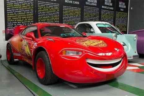 London Motor Museum - Child, adult or family ticket to the London Motor Museum - Save 55%