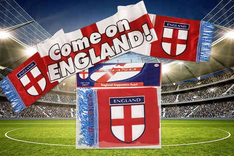 London Exchain Store - England football world cup scarf - Save 80%