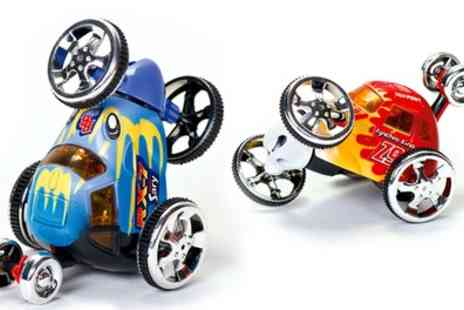 Groupon Goods Global GmbH - One or Two Tobar Spinster Remote Control Cars - Save 18%