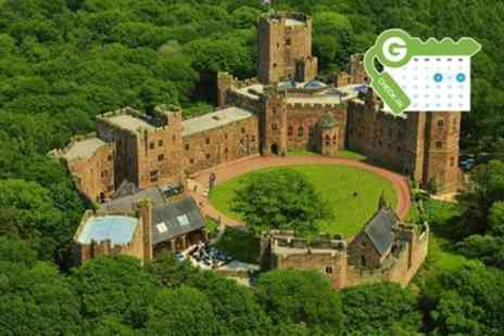 Peckforton Castle - Classic Room for Two with Breakfast, Dinner and 10% Off Pre Booked Spa Treatments - Save 0%