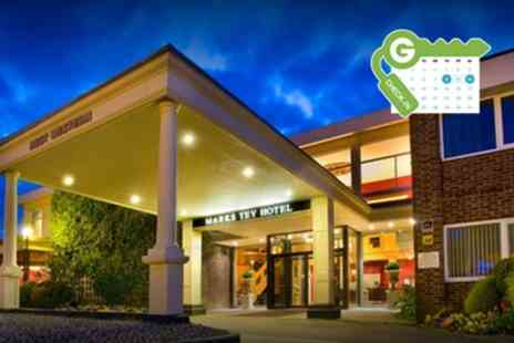 Best Western Marks Tey - Double Room for Two with Breakfast and Leisure Access - Save 33%