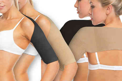 Boni Caro - Posture and slimming arm shaper choose from two colours - Save 75%
