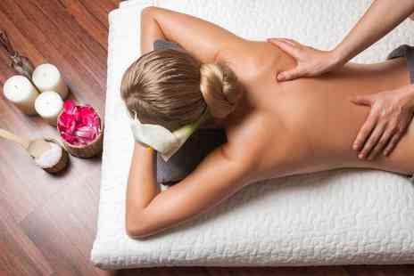Adhara hair and beauty - 30 minute back, neck and shoulder massage - Save 0%