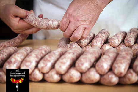Northumberland Sausage Company - Sausage making class for one or two - Save 79%