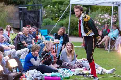 Heartbreak Productions - Two tickets to the outdoor showing of Much Ado About Nothing - Save 31%