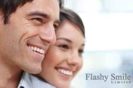 Flashy Smile - Teeth Whitening - Save 76%