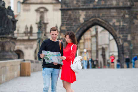 Weekender Breaks - Two night Prague city break with blind date and return flights - Save 0%