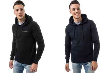 Groupon Goods Global GmbH - Jack and Jones Mens Hoodie - Save 0%