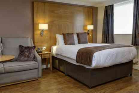 Best Western Premier Yew Lodge hotel - One or Two Nights Stay for Two with Breakfast, Spa and Option for Dinner - Save 28%