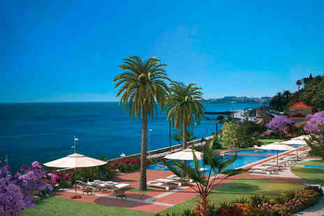 InterContinental Estoril - Five Star InterContinental Luxury Overlooking the Atlantic - Save 50%