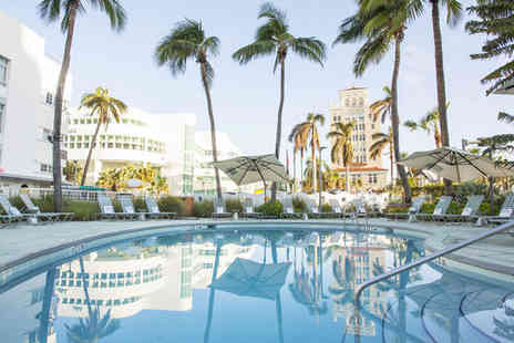 Washington Park Hotel - Four Star Top Choice Hotel on South Beach For Two - Save 80%