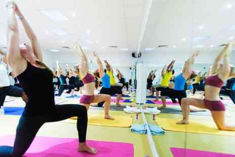 Feel Hot Yoga - Eight Non Heated or Hot Yoga Classes - Save 74%