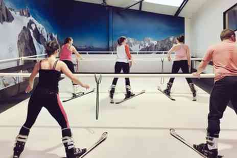 Chel Ski - One, Three or Five Sessions of Fit Ski - Save 28%