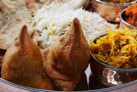 Shezan Tandoori Restaurant - Two Course Indian Meal with Side for Two or Four - Save 55%