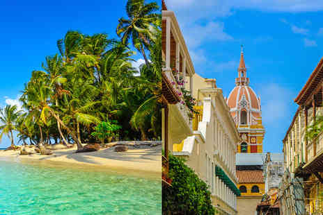 Discover Panama City & Cartagena - Colonial Architecture & Paradisaical Natural Beauty - Save 0%