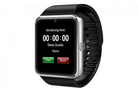 HXT Goods - Multi Functional Bluetooth Smartwatch With 1.3MP Camera - Save 58%