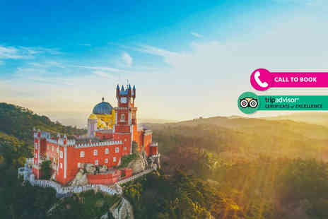 Super Escapes Travel - Two night 5 Star Lisbon spa break including breakfast and flights - Save 47%