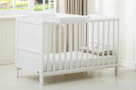 jia Interiors - Solid wood baby cot - Save 75%