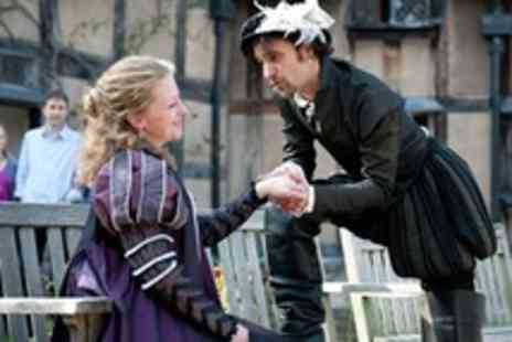 Shakespeare Birthplace Trust - Child Tcket to Three Houses - Save 67%