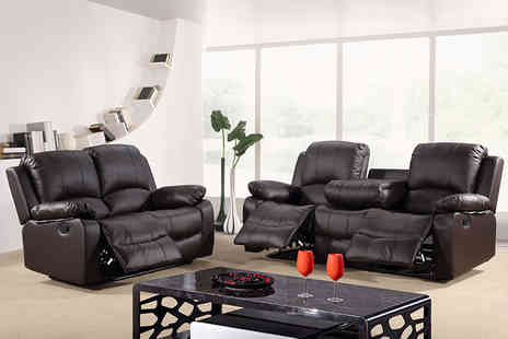Comfy Living Uk - Verona 2 seater sofa, 2 plus 3 seater sofa set choose between two colours Plus Delivery is Included - Save 53%