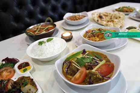 Namaste Nepal - Sharing platter and a main course for two - Save 62%