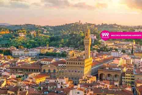Crystal Travel - Four or six night Rome and Venice getaway with train transfers and return flights - Save 39%