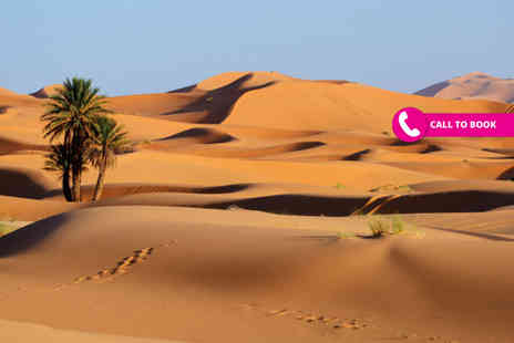 ST Fly - 10 day Marrakech, Essaouira and Sahara Desert camp tour with selected meals, airport transfers and more - Save 30%