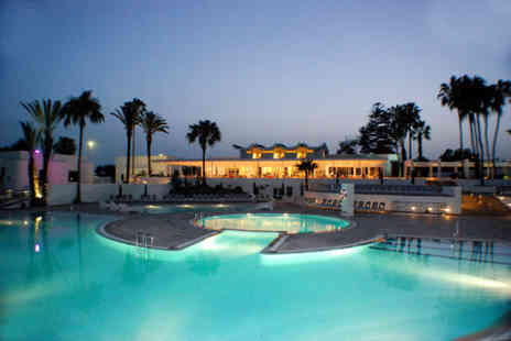 Super Escapes Travel - Seven night all inclusive Agadir getaway in a 4 star hotel with return flights - Save 30%