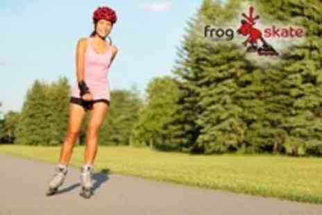 Frog Skate - Three Hour Roller Skating Class in Hyde Park For Two Adults - Save 62%
