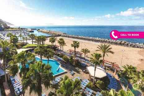Super Escapes Travel - Five or Seven night all inclusive getaway in a 4 star resort with return flights - Save 25%