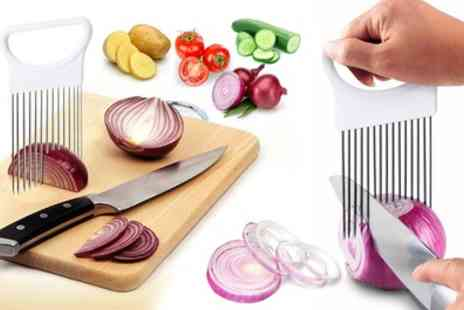 Groupon Goods Global GmbH - One, Two or Three Vegetable Slicing Aids - Save 70%