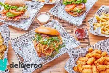 Deliveroo - £5 to Spend on Deliveroo - Save 80%
