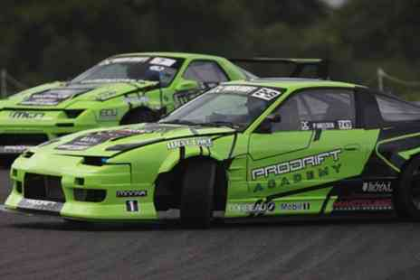 Prodrift Academy - Three Hour Drifting Experience - Save 50%