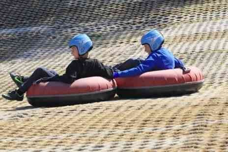 Alpine Snowsports Centre - One Hour Donutting for One, Two or Four - Save 45%
