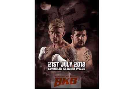 BKB Events - One or two general admission tickets to BKB 12 on 21 July - Save 0%