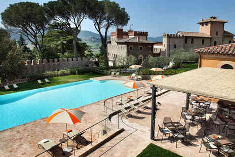 Borgo Dei Conti Resort - Gothic Chateau Surrounded by Rolling Vineyards For Two - Save 67%