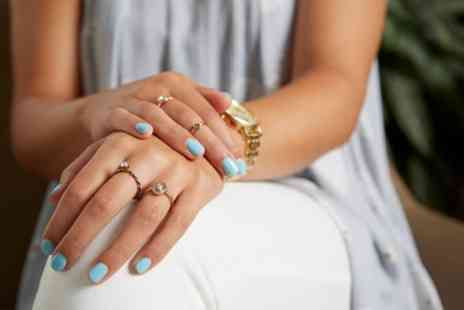 Dream Beauty Salon - Express Manicure, Pedicure or Both with Polish and OPI Gel - Save 50%
