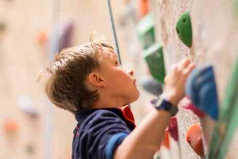Birchwood Leisure Centre - Indoor Wall Climbing for Up to Four - Save 56%