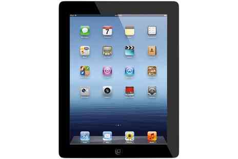 Groupon Global Goods Gmbh - Refurbished Apple iPad 2, 3, 4 16 to 32GB or Apple iPad Mini 16 to 32GB With Free Delivery - Save 0%