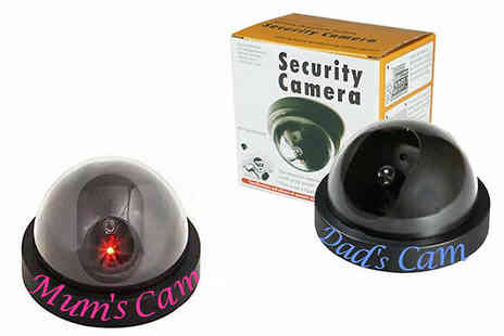 Jaoyeh - Dummy CCTV Camera, Mum & Dad Designs - Save 65%