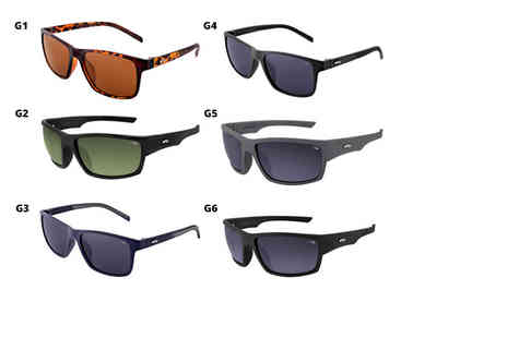 Brand Arena - Pair of Goggle sunglasses select from 18 styles - Save 85%