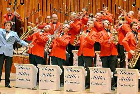 Live Promotions Events - General admission ticket to The Glenn Miller Orchestra live on Saturday 11th August - Save 33%