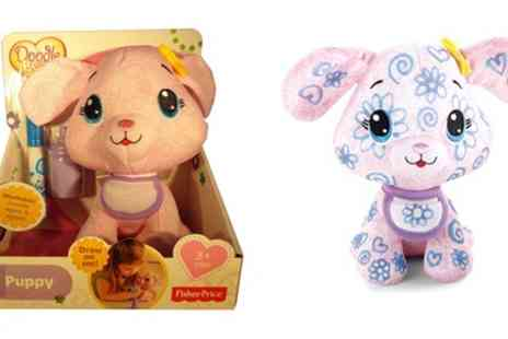 Groupon Goods Global GmbH - Fisher Price Doodle Kitty or Bunny - Save 65%