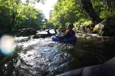 Adrenalin Addicts - Whitewater Tubing for Two or Four - Save 13%